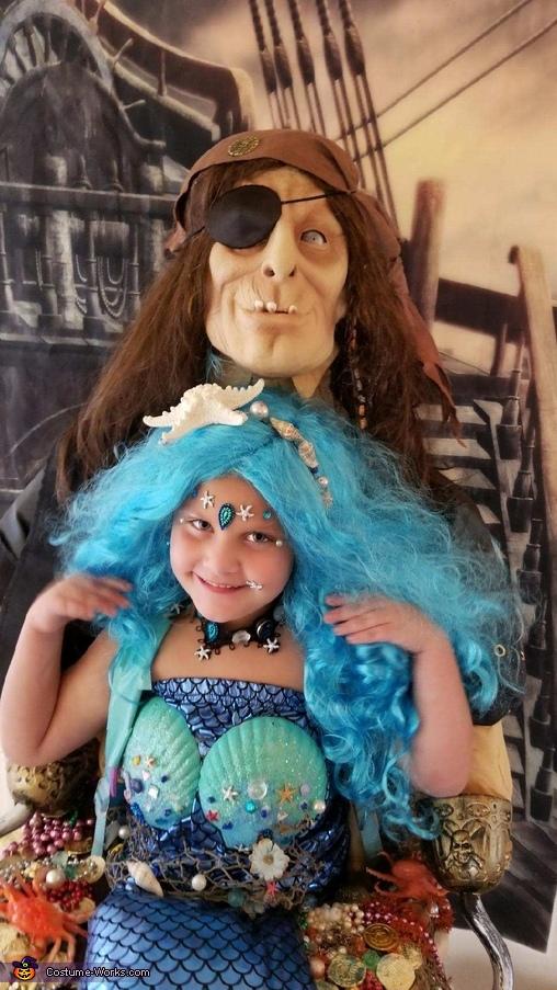 A Pirate's Treasure Homemade Costume