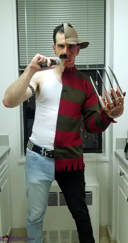 'Mama, I just killed a man. Literally.', A Tale of Two Freddies Costume