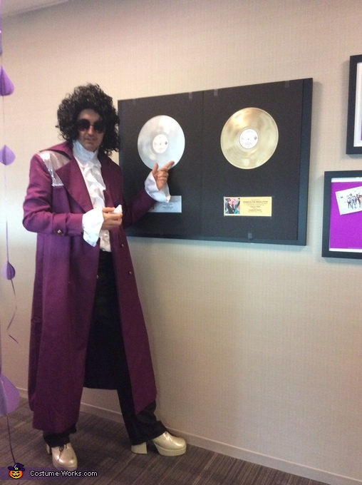 Prince, A Tribute to Prince Costume
