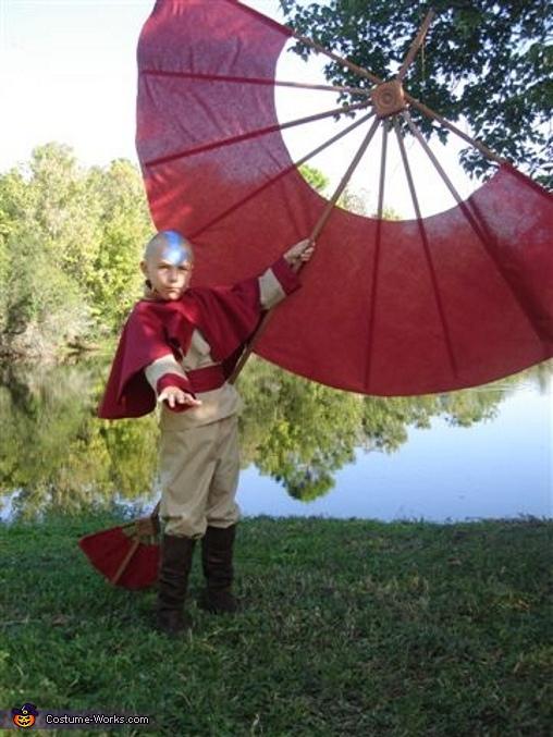 Aang Avatar Costume