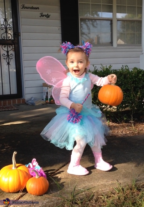 Abby Cadabby Baby Costume