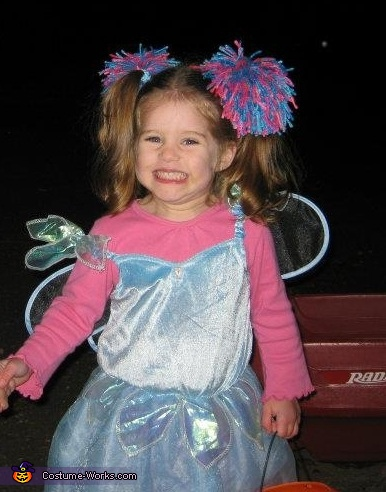 Abby Cadabby from Sesame Street - Homemade costumes for girls