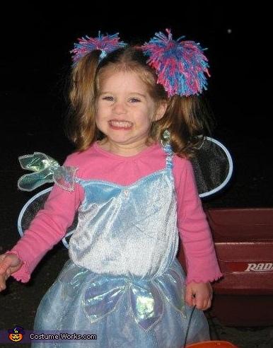 Sesame Street Abby Cadabby Costume