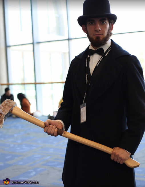 Abraham Lincoln: Vampire Hunter Costume