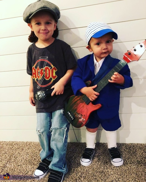 AC/DC Costume