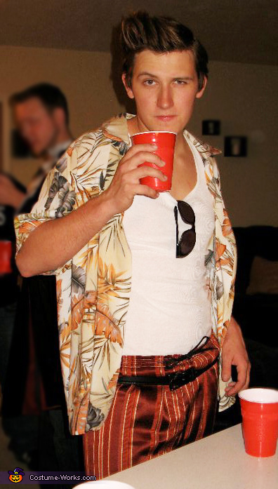 Ace Ventura - Homemade costumes for men