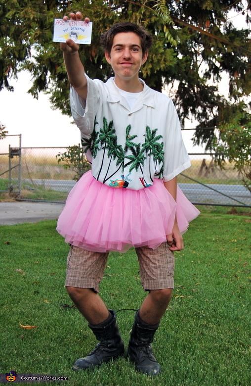 ace ventura costume - Ace Ventura Halloween Costumes