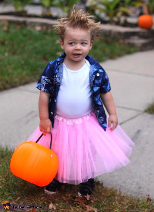 Ace Ventura Baby Costume