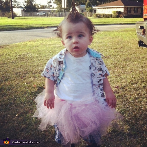 Well Allllllrighty Then! Ace Ventura Baby Costume, Ace Ventura Pet Detective Costume