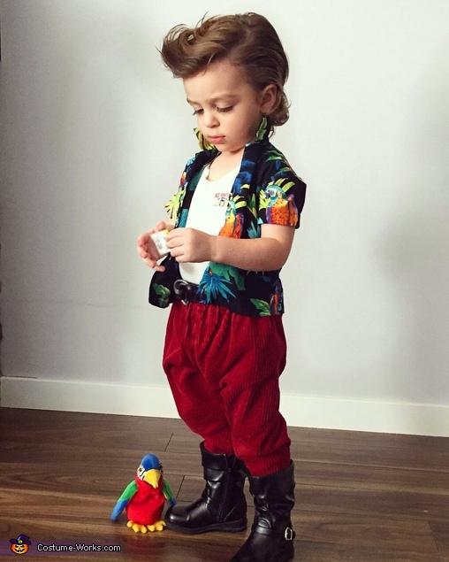 Ace Ventura Pet Detective Costume