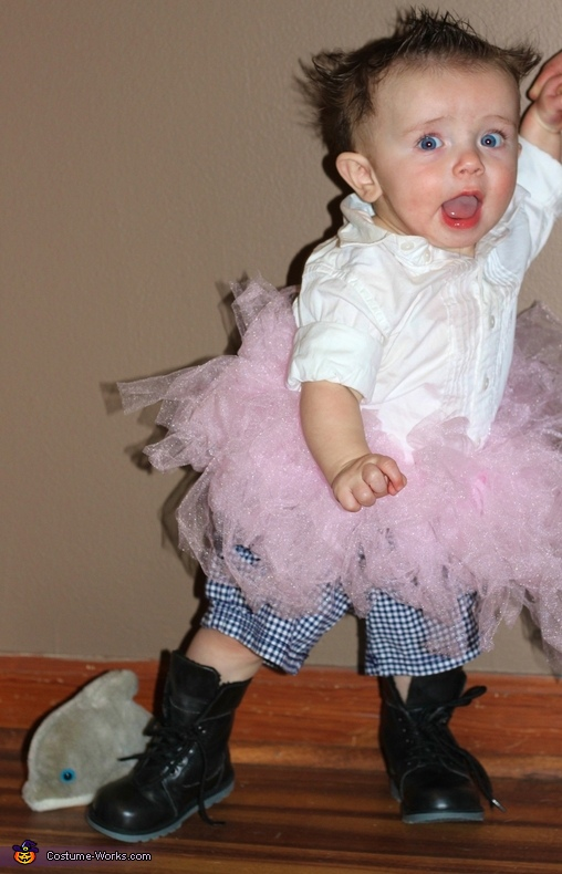 Ace Ventura Pet Detective Baby Costume