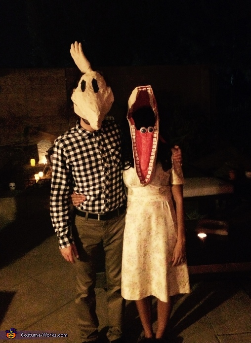 Adam and Barbara Maitland Costume