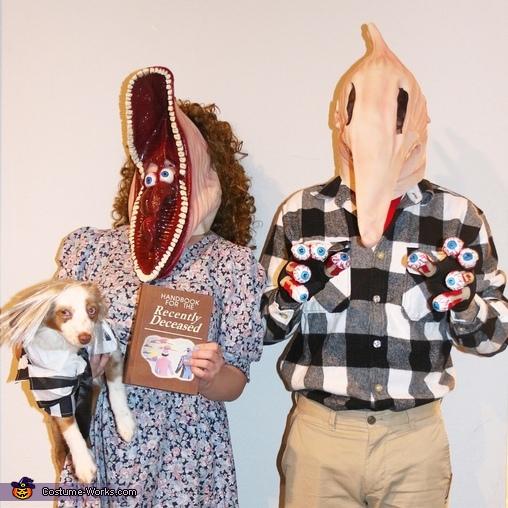 Adam & Barbara Maitland Costume