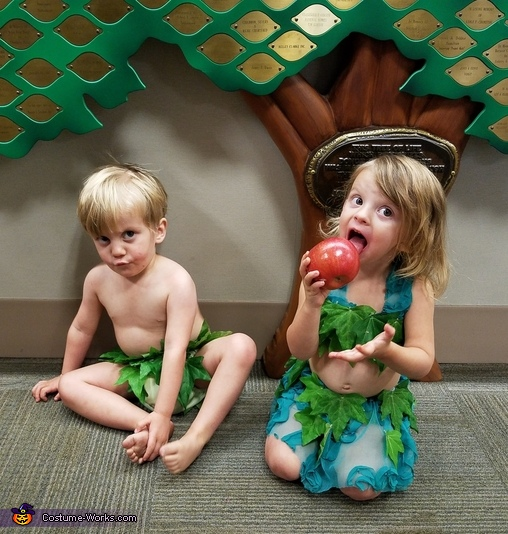 Adam & Eve, Adam & Eve Costume