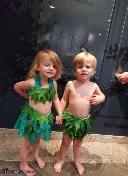 Adam & Eve Costume