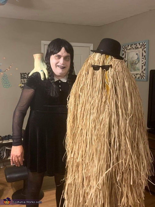 Addams Family Gone Wrong Costume