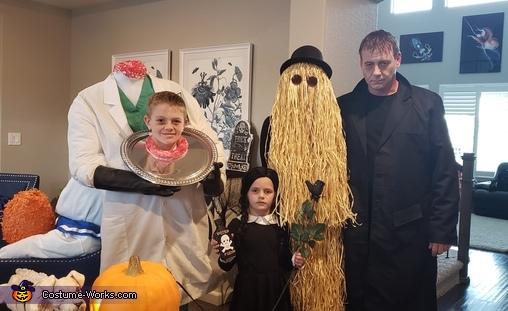 Addams Family Theme Costume
