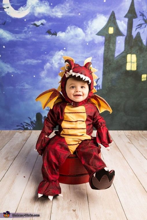 Adorable Dragon Costume