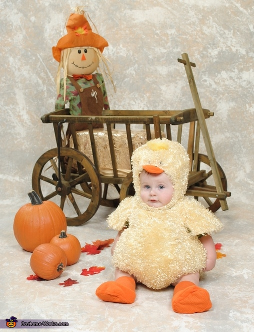 Adorable Ducky Baby Costume