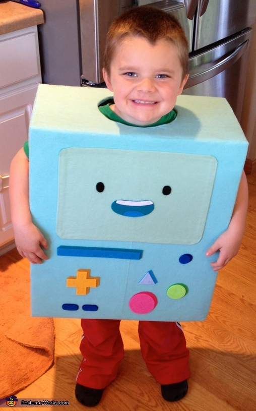 Adventure Time BMO Costume