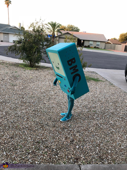 BMO, Adventure Time BMO Costume