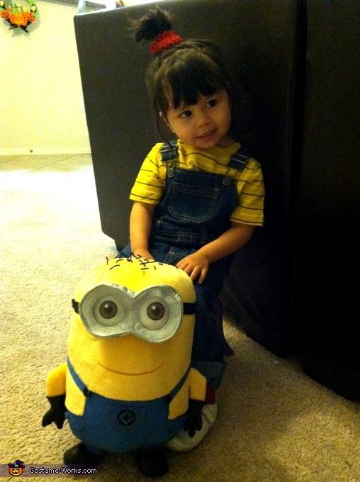 Agnes from Despicable Me Baby Costume