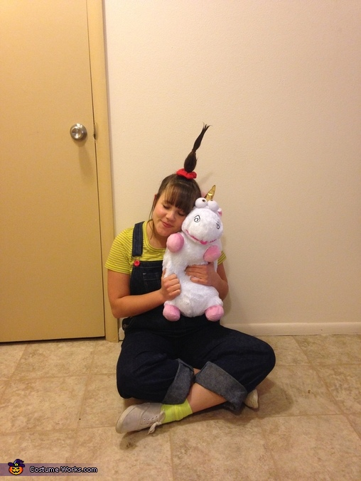 Unicorns I love them, Unicorns I love them, Uni-Uni-Unicooooorns..., Despicable Me Agnes Costume