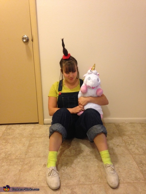 Ohhh, silly unicorn, you're so funny..., Despicable Me Agnes Costume