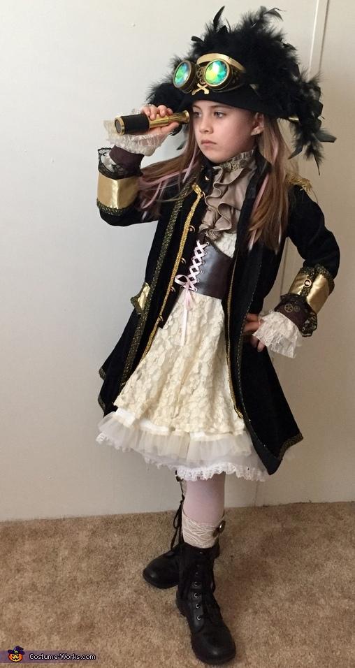 Airship Captain Costume