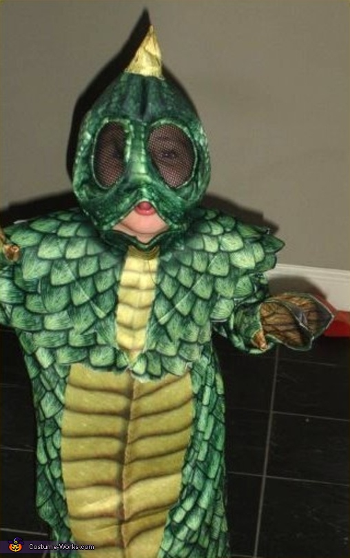 Sleestak Costume