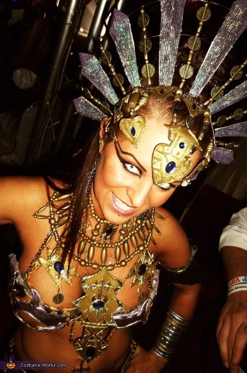 Akasha Queen of the Damned, Akasha - Queen of the Damned Costume