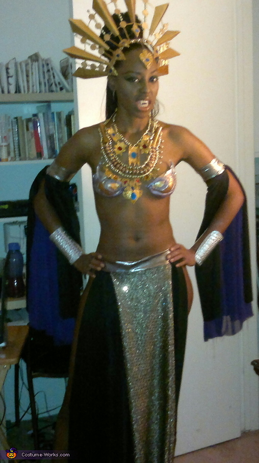 & Akasha Queen of the Damned Costume