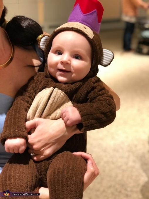 Aladdin Family Homemade Costume
