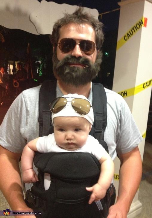 Alan and Carlos Costume