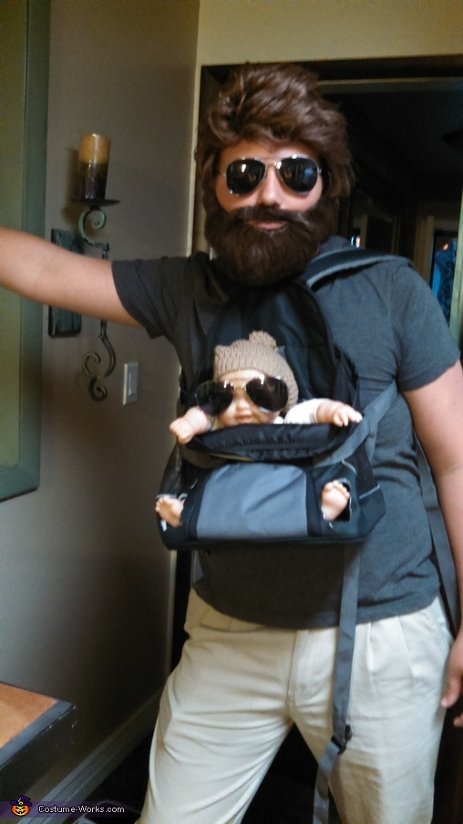Alan from Hangover Costume