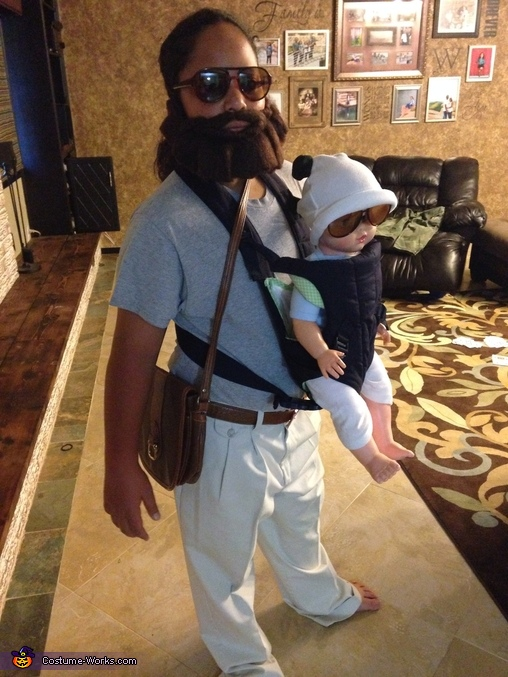 Alan from The Hangover Costume