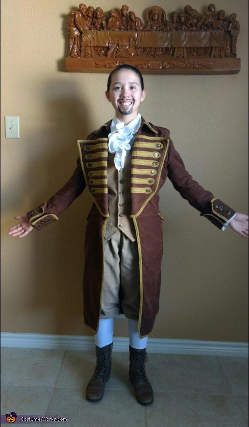Alexander Hamilton Costume