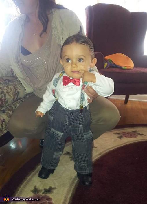 Baby Alfalfa Costume