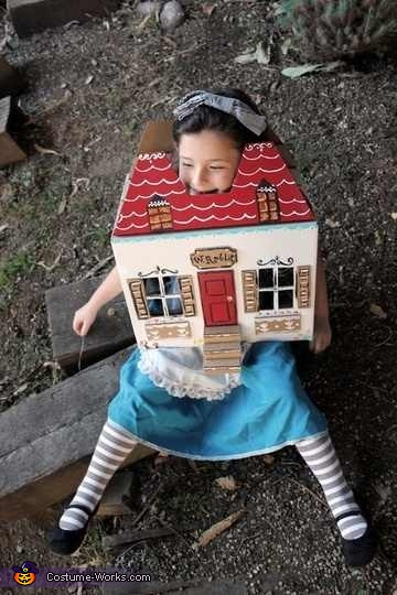 Alice - Homemade costumes for girls