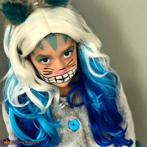 Cheshire Cat, Alice in Wonderland Costume