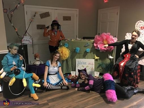 Wonderland, Alice in Wonderland Costume