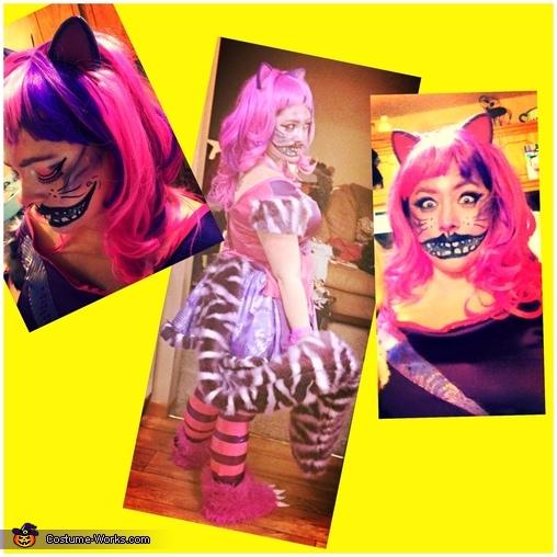 Cheshire Cat , Alice in Wonderland Group Costume