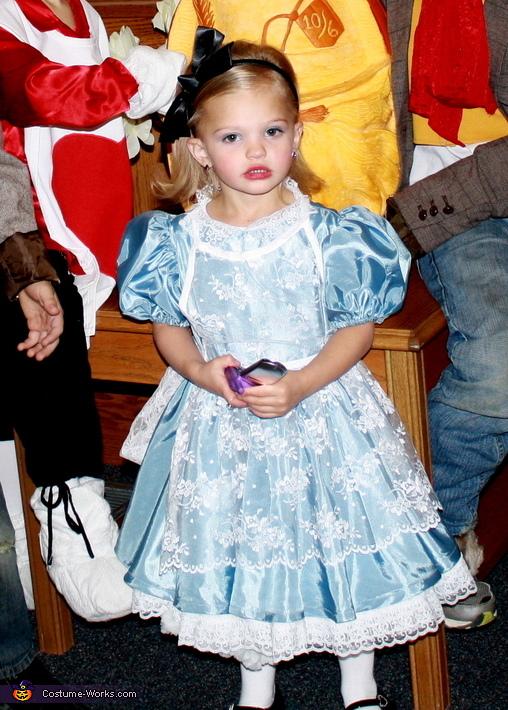 Alice, Alice In Wonderland Costumes