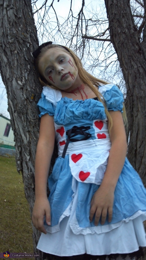 Alice in Zombieland Costumes