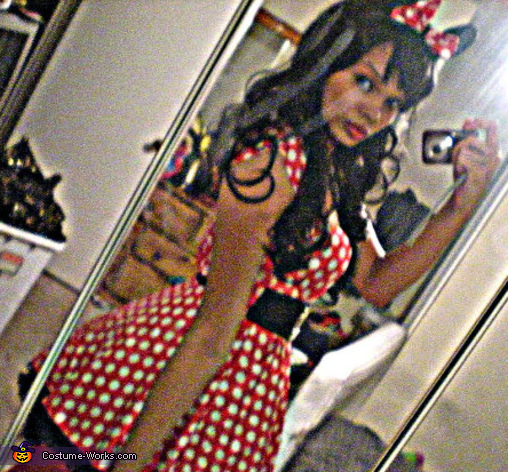 Minnie Mouse - Homemade costumes for women