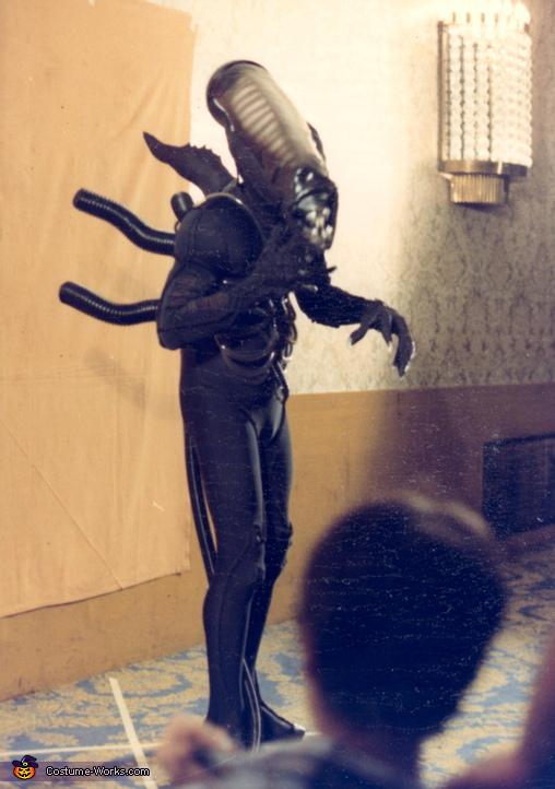 Homemade Alien Adult Costume Diy Costumes Under 25