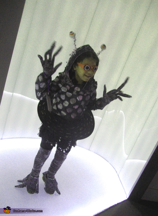 Alien fron Outer Space Costume