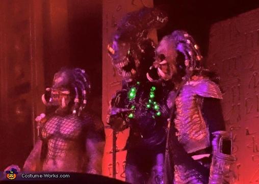 Alien Movie Homemade Costume