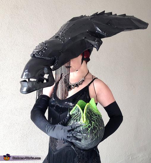 Alien Queen DIY Costume
