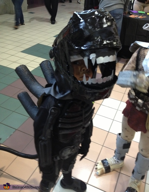 Alien vs Predator Costume & Alien vs Predator Costumes for Boys